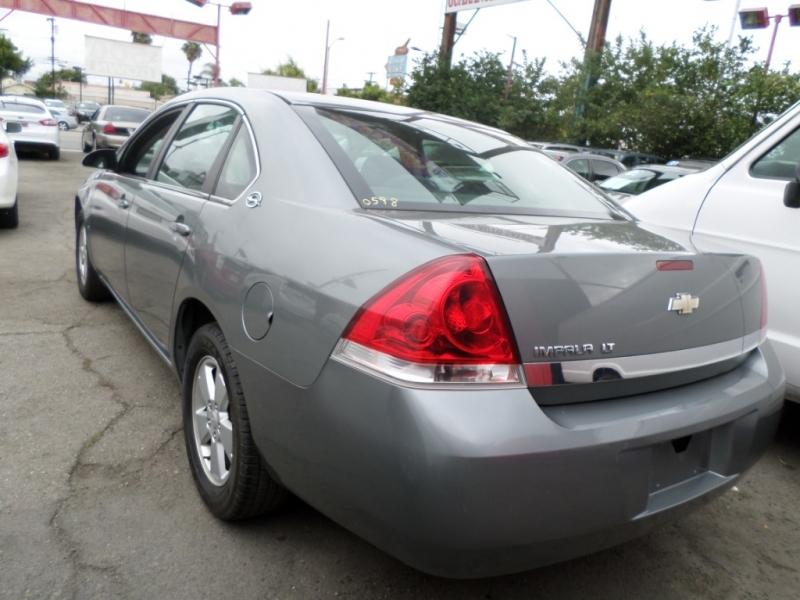 Chevrolet Impala 2008 price $6,950