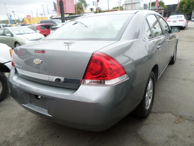 Chevrolet Impala 2008 price $5,450
