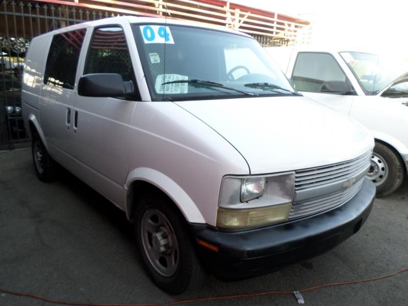 Chevrolet Astro Cargo Van 2004 price $6,450