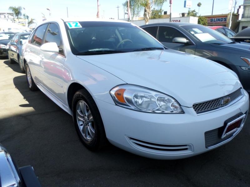 Chevrolet Impala 2012 price $6,450