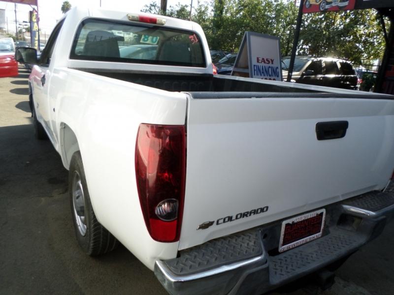 Chevrolet Colorado 2008 price $7,950