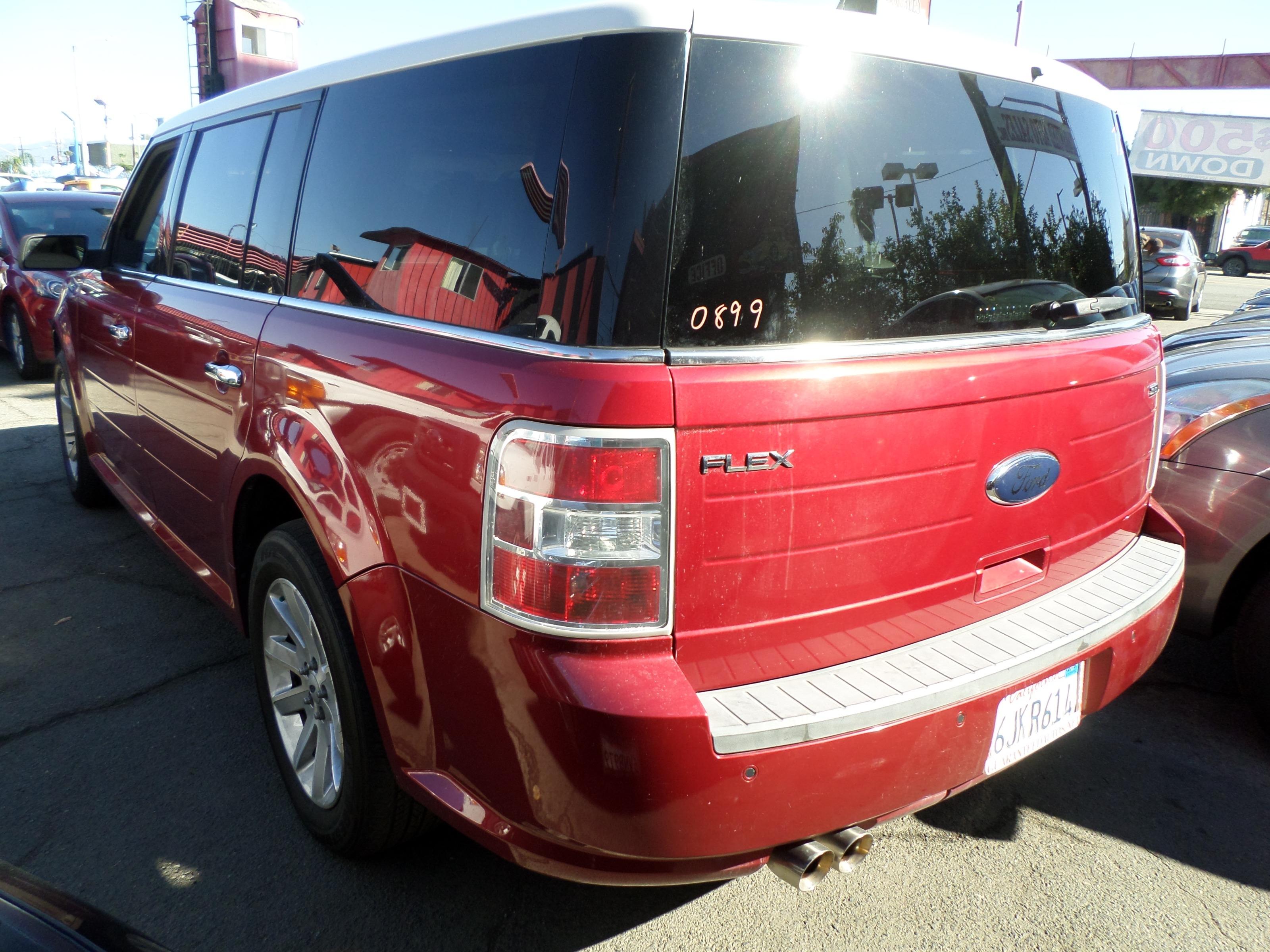 2009 Ford Flex 4dr SEL FWD