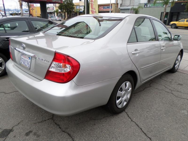Toyota Camry 2004 price $5,450