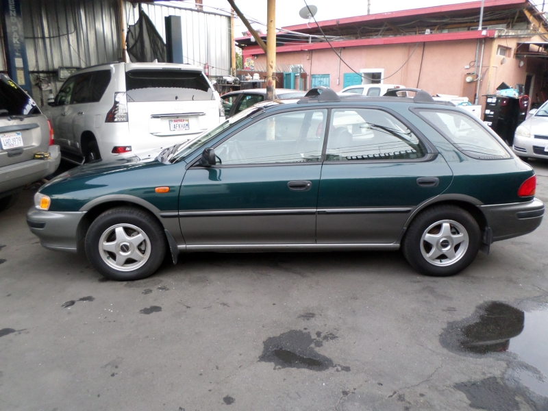 Subaru Impreza Wagon 1996 price $3,950