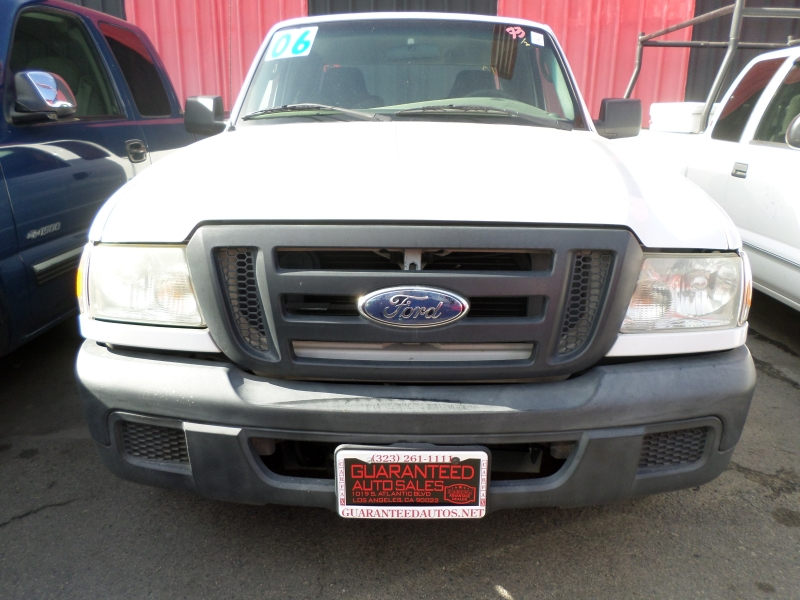 Ford Ranger 2006 price $7,450