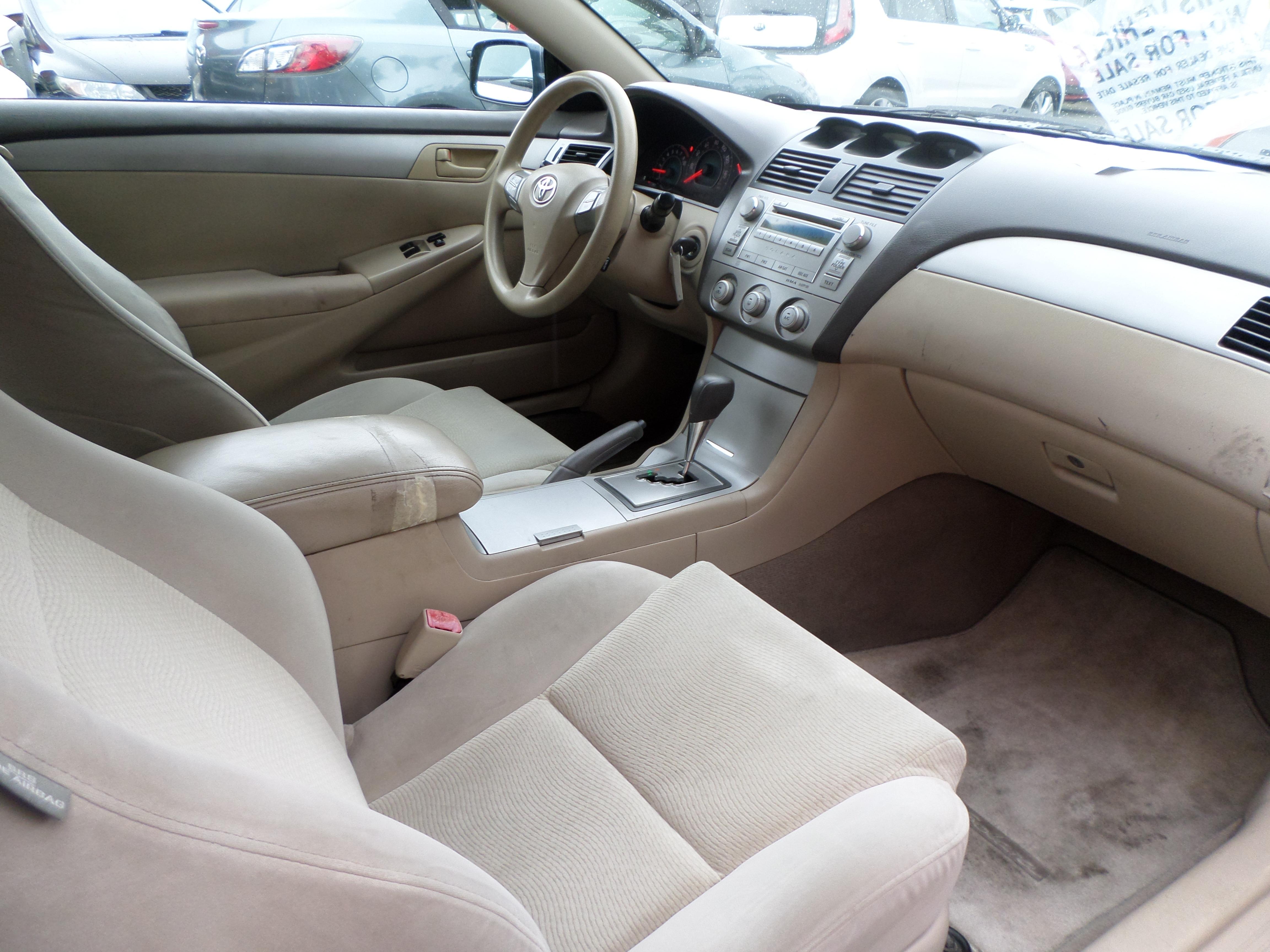 2007 Toyota Camry Solara  I4 Auto SE