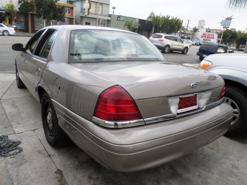 Ford Police Interceptor 2006 price $4,450