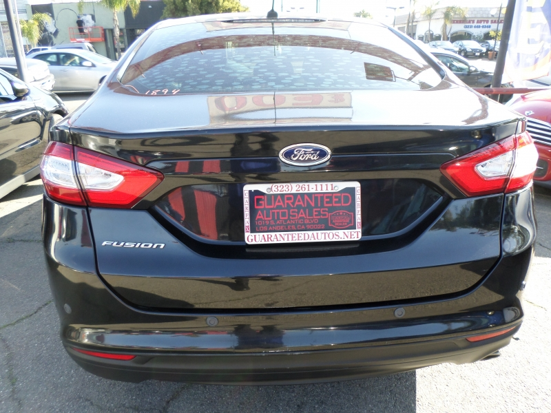 Ford Fusion 2014 price $8,450