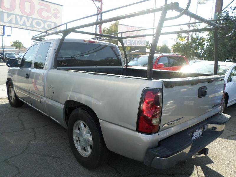 Chevrolet Silverado 1500 2004 price $4,450