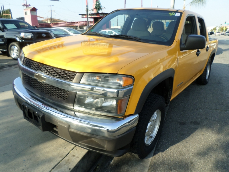 Chevrolet Colorado 2005 price $8,450