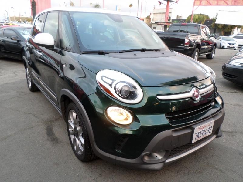 Fiat 500L 2014 price $8,950