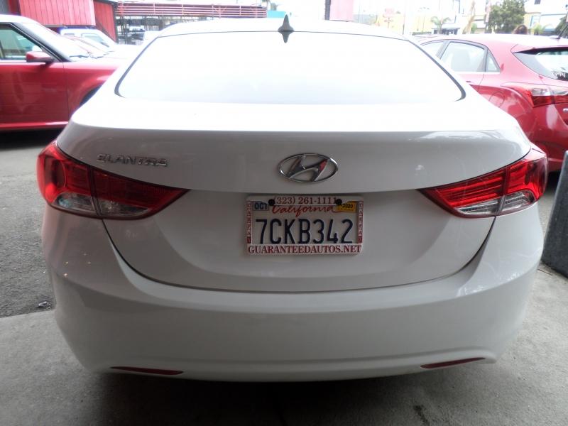 Hyundai Elantra 2013 price $8,950