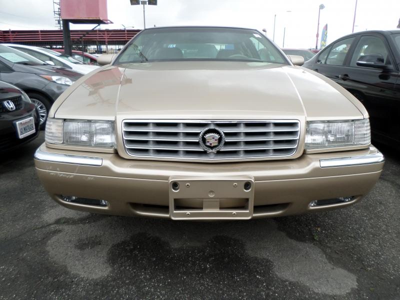 Cadillac Eldorado 1998 price $4,950