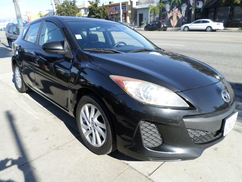 Mazda Mazda3 2012 price $6,950