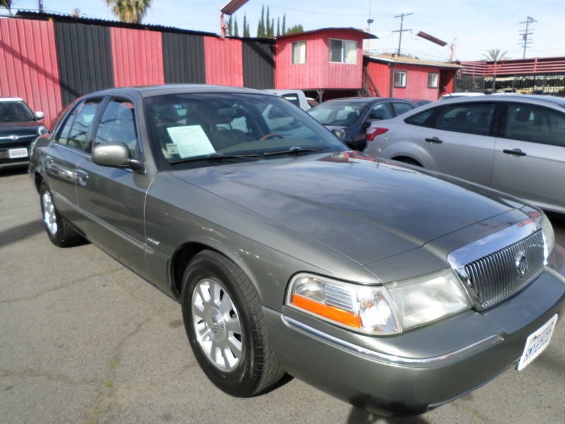 Mercury Grand Marquis 2003 price $5,450