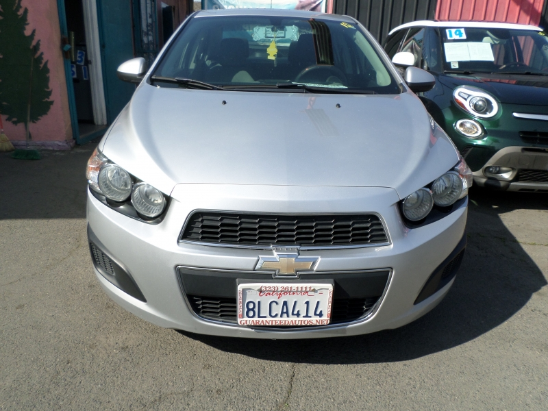 Chevrolet Sonic 2015 price $6,450