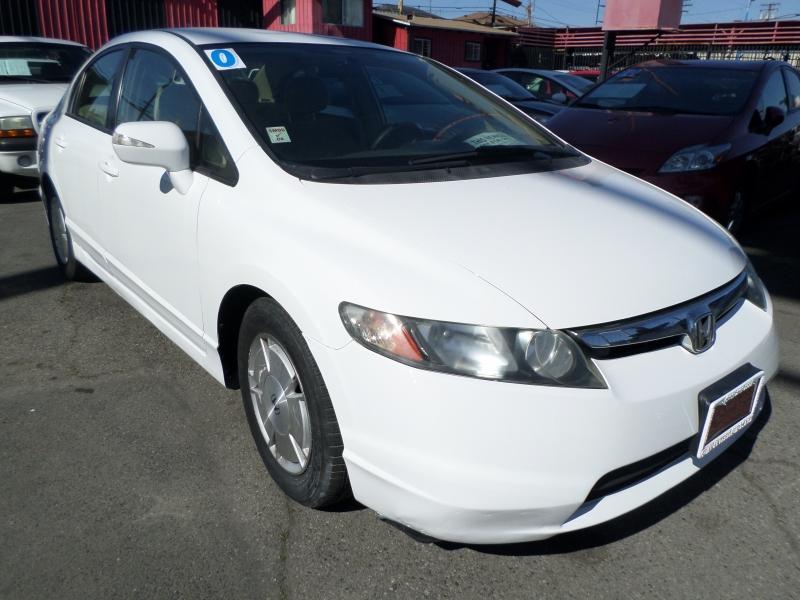 Honda Civic Hybrid 2007 price $5,950