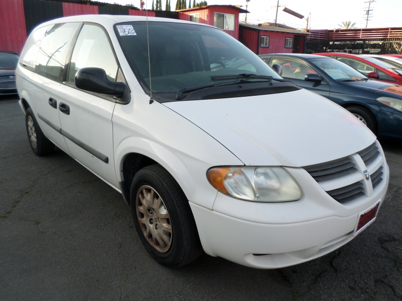 Dodge Grand Caravan C/V 2006 price $5,950