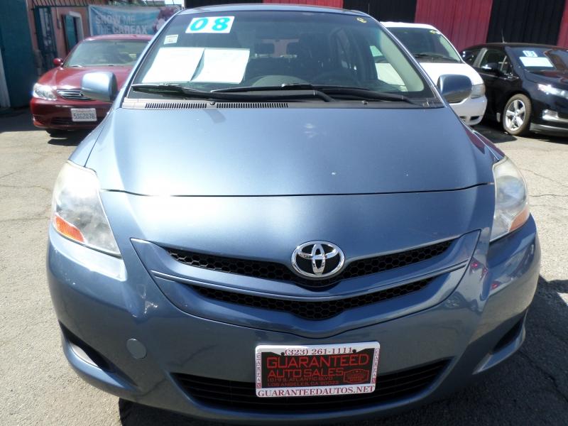 Toyota Yaris 2008 price $6,450