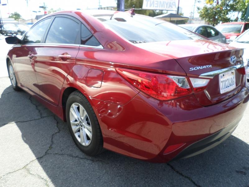Hyundai Sonata 2014 price $8,450