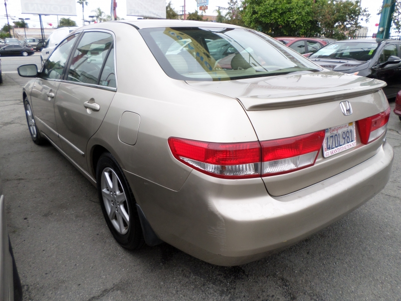 Honda Accord Sdn 2003 price $3,450