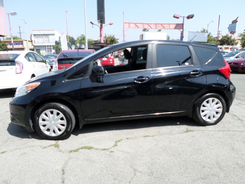 Nissan Versa Note 2014 price $7,950