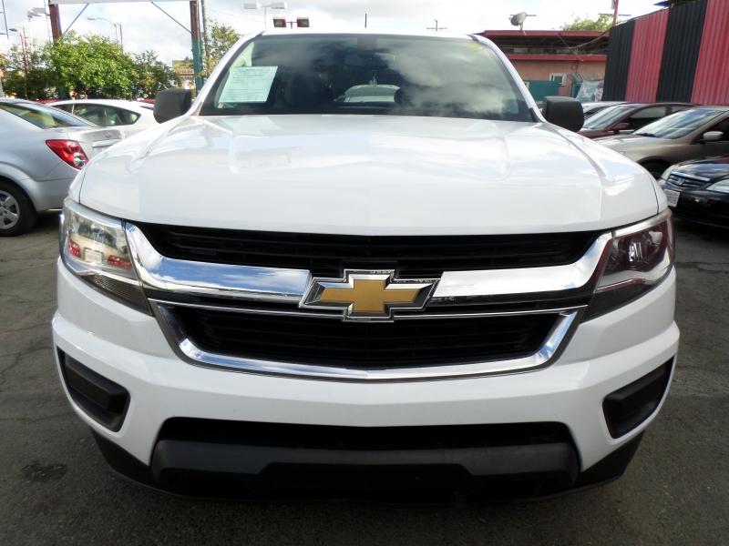 Chevrolet Colorado 2015 price $12,450