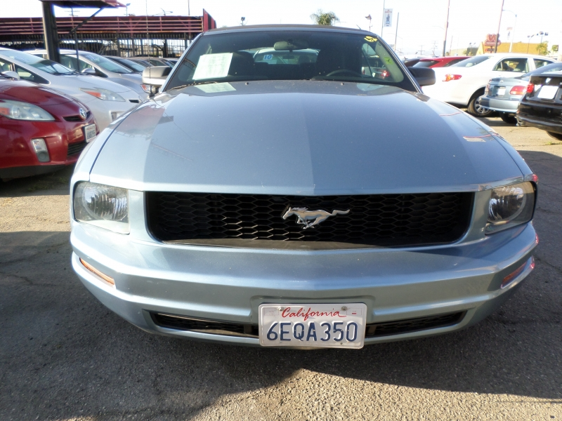 Ford Mustang 2008 price $8,450