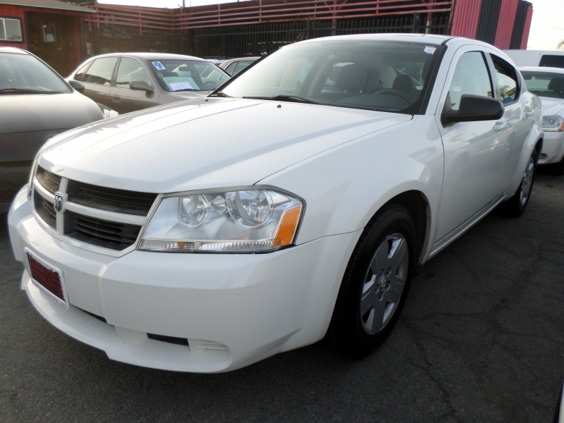Dodge Avenger 2010 price $5,450