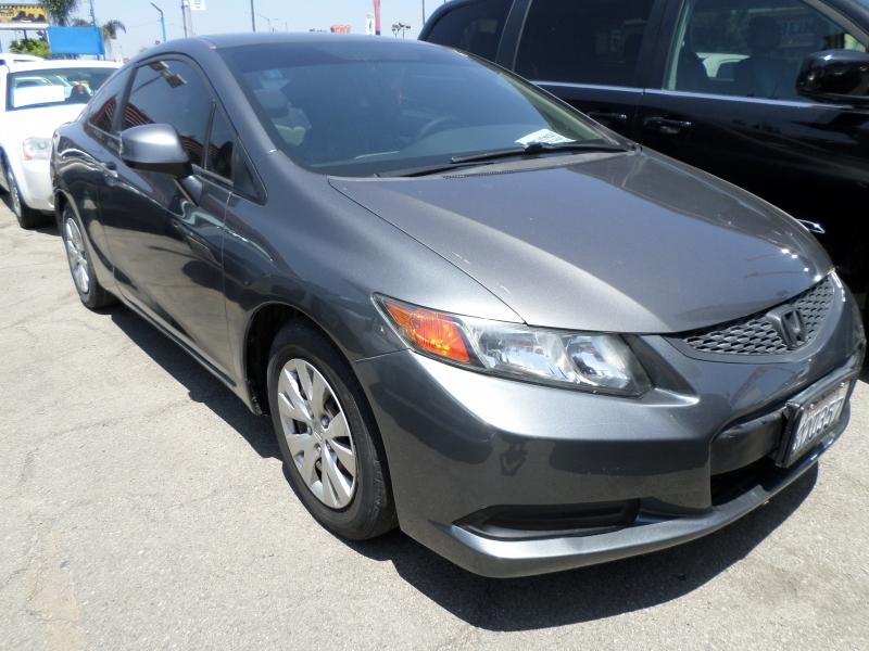 Honda Civic Cpe 2012 price $7,950