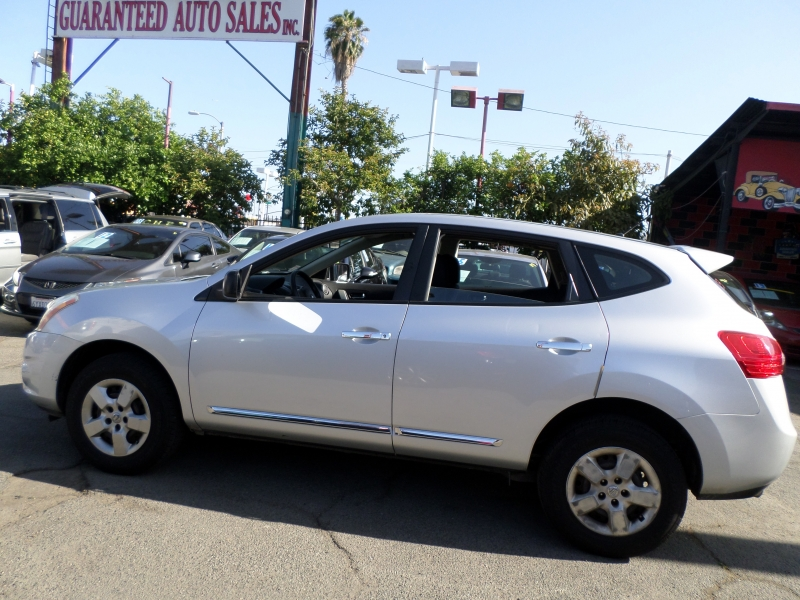 Nissan Rogue 2012 price $8,950