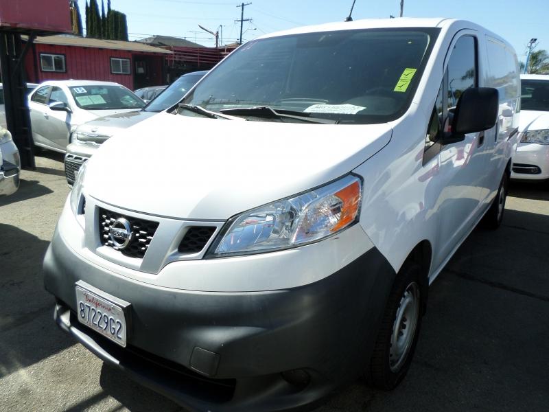 Nissan NV200 2015 price $12,450