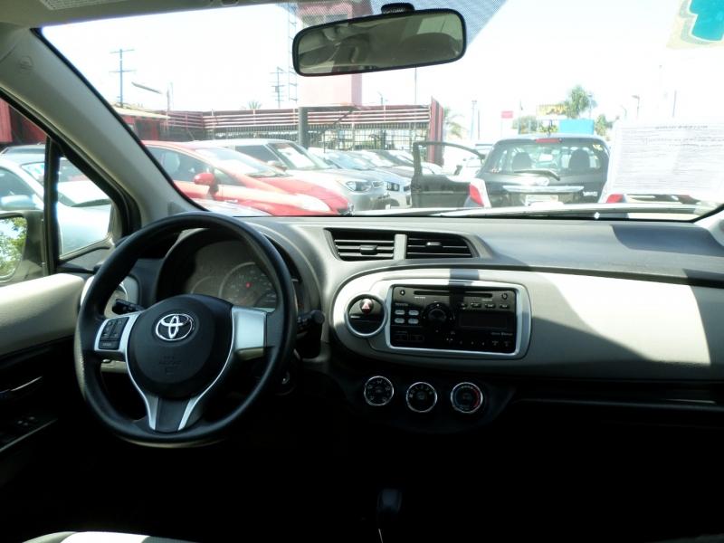 Toyota Yaris 2014 price $7,950
