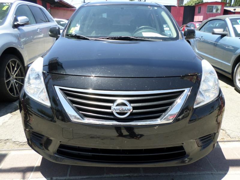Nissan Versa 2014 price $7,950