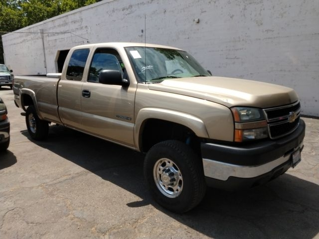 Chevrolet Silverado (Classic) 2500 HD Extended Cab 2007 price Call for Pricing.