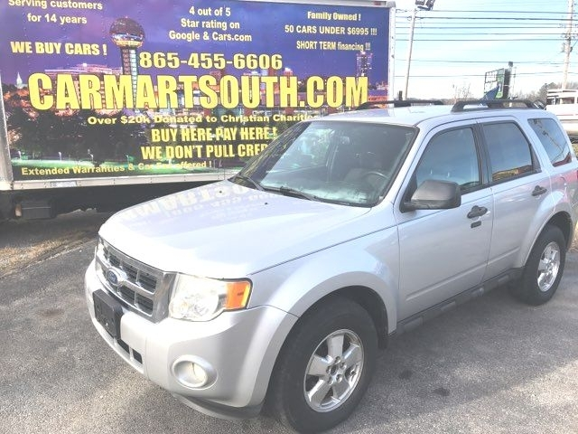 Buy Here Pay Here Knoxville >> 2011 Ford Escape Xlt Inventory Carmart South Auto