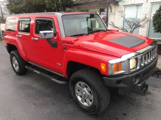 Buy Here Pay Here Knoxville >> 2006 Hummer H3 Inventory Carmart South Auto Dealership