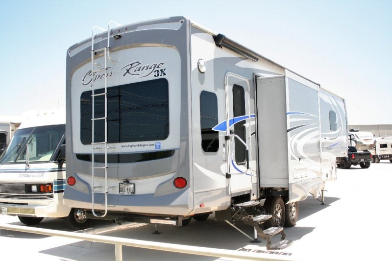Open Range 3X309RLS 2017 price $39,895