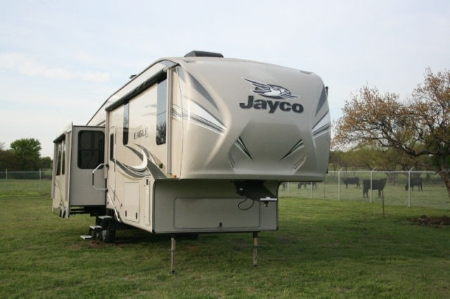 2017 Forest River Jayco Eagle 321RSTS