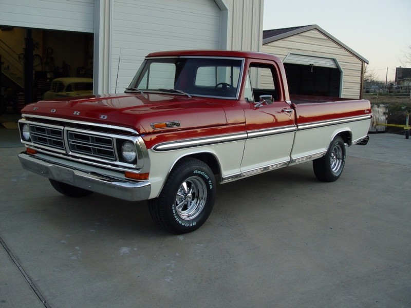 1971 Ford F100 Body Off Restoration Outback Rv Of Texas