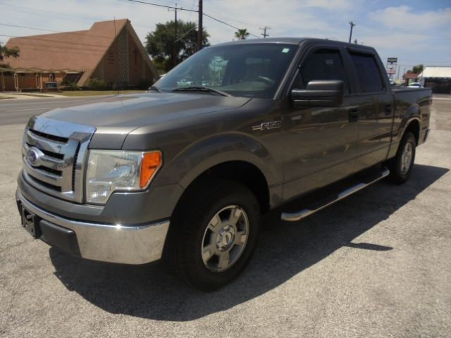 2010 Ford F 150 Xlt Supercrew 5 5 Ft Bed 2wd Inventory
