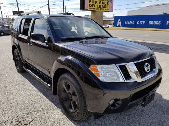 2010 Nissan Pathfinder Se 2wd Inventory Alamo Dealer