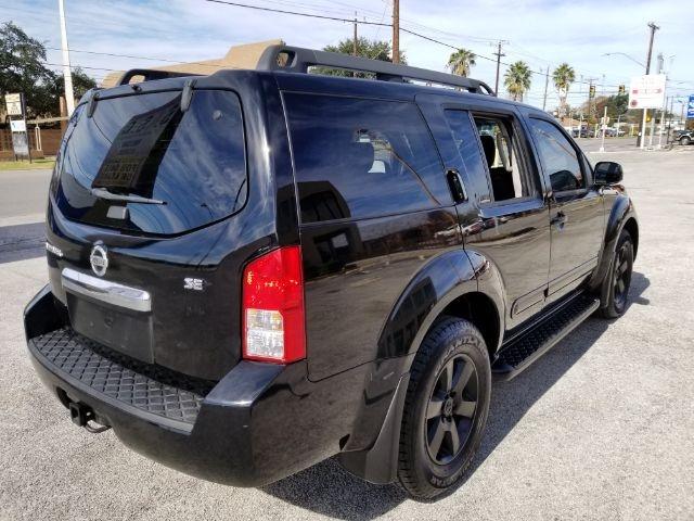2010 Nissan Pathfinder Se 2wd Inventory Alamo Dealer