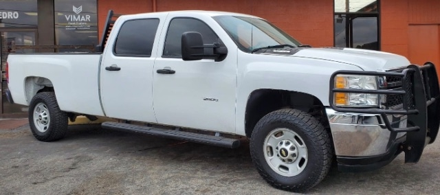 Chevrolet Silverado 2500HD 2013 price $15,699
