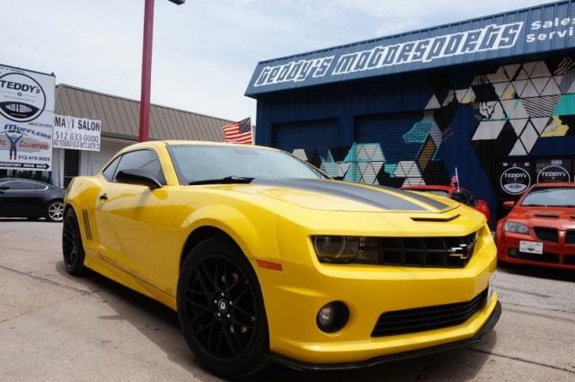 2011 Chevrolet Camaro 2SS Transformer Bumble Bee