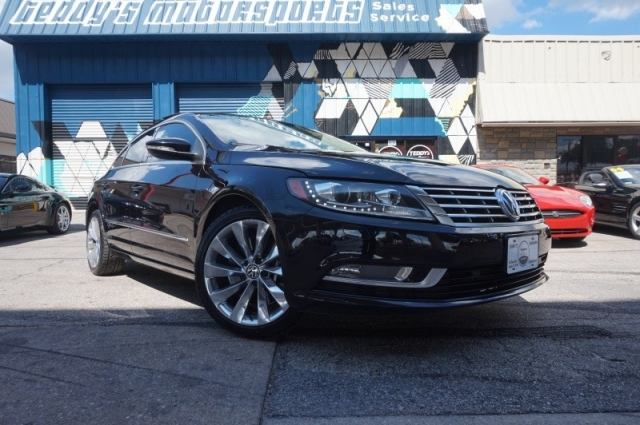 2013 Volkswagen CC Executive 4Motion