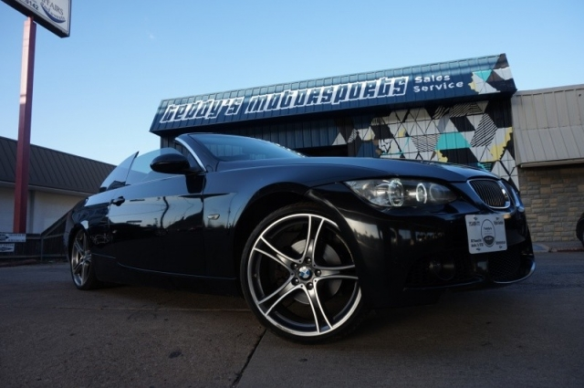 2008 BMW 328i Convertible Sport Package