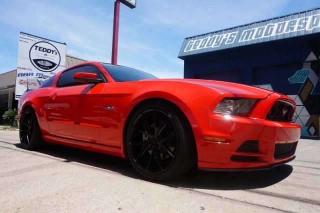 2014 Ford Mustang GT Tuned