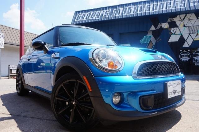 2011 Mini Cooper S Hardtop Laser Blue