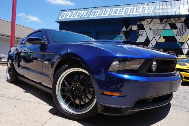 2012 Ford Mustang 5.0 Cam'd Tuned 500HP